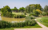 View Adriatic Golf Club Cervia's impressive golf course situated in dazzling Northern Italy.
