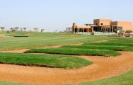 The Al Maaden Golf Course's impressive golf course in faultless Morocco.