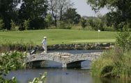 The Beckenbauer Golf Course's picturesque golf course in gorgeous Germany.