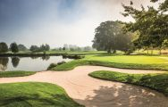 View Porsche Golf Course's scenic golf course situated in stunning Germany.