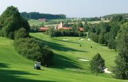 View St Wolfgang Golf Course Uttlau's lovely golf course in magnificent Germany.