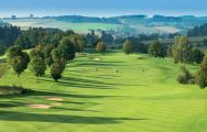 View St Wolfgang Golf Course Uttlau's picturesque golf course situated in fantastic Germany.