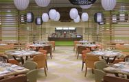 View Sheraton Sanya Haitang Bay Resort's impressive restaurant in sensational China.