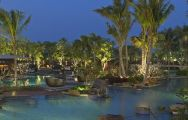 View The Westin Sanya Haitang Bay Resort's lovely main pool in magnificent China.