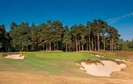 The Broadstone Golf Course's lovely golf course within brilliant Devon.