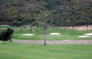 The Sun Valley Sanya Golf Course's scenic golf course in fantastic China.
