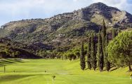 The Alferini Course at Villa Padierna's beautiful golf course situated in amazing Costa Del Sol.