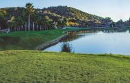The Alferini Course at Villa Padierna's lovely golf course in striking Costa Del Sol.