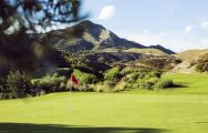 View Alferini Course at Villa Padierna's picturesque golf course within striking Costa Del Sol.
