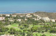 La Manga Las Lomas Village has got some of the premiere golf course within Costa Blanca