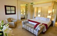 The Rio Real Golf Hotels scenic double bedroom in vibrant Costa Del Sol.