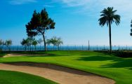 The Rio Real Golf Hotels impressive golf course in faultless Costa Del Sol.