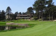 View Golf d Hardelot Les Pins  Les Dunes Courses's scenic golf course situated in gorgeous Northern