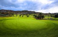 The Salobre Golf Course Old's impressive golf course situated in pleasing Gran Canaria.