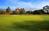 All The Dunston Hall Golf's scenic golf course in spectacular Norfolk.
