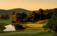 The Andratx Golf Course - Camp de Mar's lovely golf course in dramatic Mallorca.