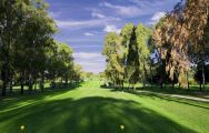 The Atalaya New Course's scenic gardens situated in gorgeous Costa Del Sol.
