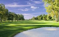 The Atalaya New Course's beautiful golf course situated in faultless Costa Del Sol.