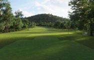 The Bangpra Golf Club's impressive golf course situated in amazing Pattaya.
