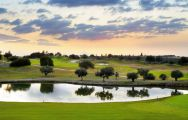 The Barcelo Montecastillo Golf's scenic golf course in sensational Costa de la Luz.