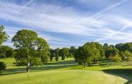 View Breadsall Priory Country Club's scenic golf course within amazing Derbyshire.