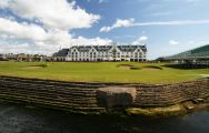 The Carnoustie Golf Links's impressive games room situated in astounding Scotland.