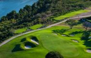 The Casa De Campo Golf - Dye Fore Course's impressive golf course situated in astounding Dominican R