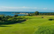 The Casa De Campo Golf - The Links Course's scenic golf course in sensational Dominican Republic.