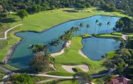 View Casa De Campo Golf - The Links Course's lovely golf course situated in brilliant Dominican Repu