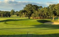 The Charleston National Golf Club's scenic golf course within incredible South Carolina.