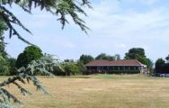 View Chelmsford Golf Club's picturesque golf course in pleasing Essex.