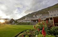 The Clovelly Country Club's impressive golf course situated in gorgeous South Africa.
