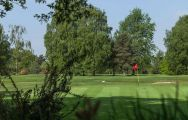 View Copt Heath Golf Club's impressive golf course situated in dazzling West Midlands.