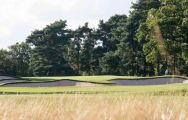 The Copt Heath Golf Club's beautiful golf course situated in marvelous West Midlands.