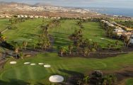 View Costa Adeje Golf Course's picturesque golf course within sensational Tenerife.
