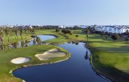 View Costa Ballena Ocean Golf Club's lovely golf course situated in amazing Costa de la Luz.