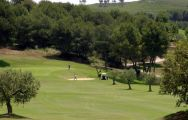 The Costa Dorada Golf Club's picturesque golf course situated in sensational Costa Dorada.