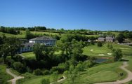 View Dartmouth Golf  Country Club's picturesque golf course within striking Devon.