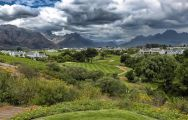View De Zalze Golf Club's picturesque golf course within sensational South Africa.
