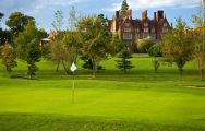 The Dunston Hall Golf's impressive golf course situated in magnificent Norfolk.