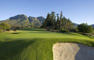 View Erinvale Golf Club's impressive golf course situated in brilliant South Africa.