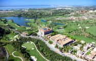 The Flamingos Course - Villa Padierna's picturesque golf course situated in impressive Costa Del Sol