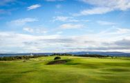 The Fortrose  Rosemarkie Golf Club's impressive golf course within impressive Scotland.