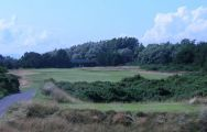 The Gailes Links's impressive golf course within brilliant Scotland.