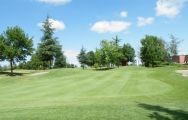 The Golf Club CastellArquato's impressive golf course within brilliant Northern Italy.