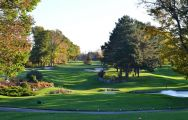 Golf de Fontainebleau's impressive golf course situated in breathtaking Paris.
