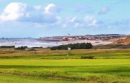 View Golf de Wimereux's impressive golf course in impressive Northern France.