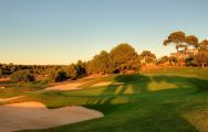 View Golf Son Gual's lovely golf course within impressive Mallorca.