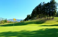 The Guadalhorce Golf Club's lovely golf course situated in vibrant Costa Del Sol.