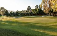 Guadalmina North  South Courses's scenic golf course in spectacular Costa Del Sol.